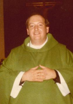 Rev. Fr. Philip Patrick Gallagher III